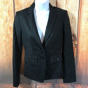 Banana Republic Stretch 2 Button Jacket Blazer
